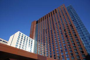 JW Marriott Austin - Facade