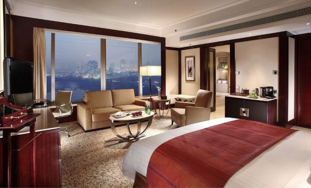 JW Marriott Hotel Shanghai Changfeng Park - Luxury Guest Room