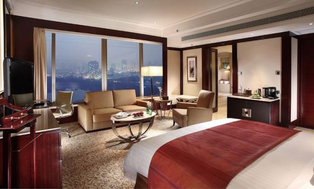 JW Marriott Hotel Shanghai Changfeng Park - Luxury Guest Room
