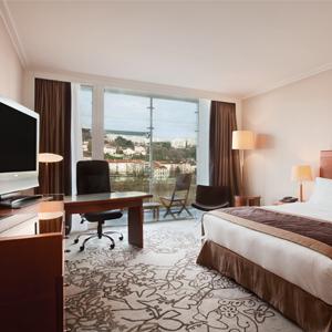Lyon Marriott Hotel Cité International - Guest Room