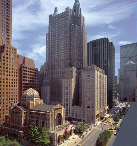 Waldorf Astoria New York City