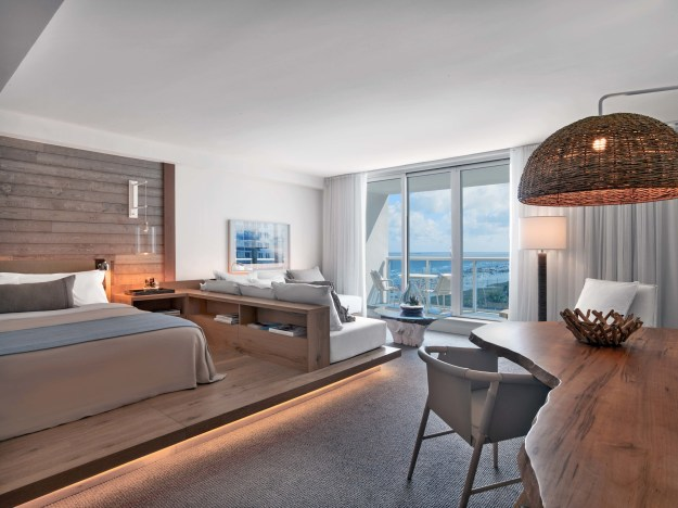 1 Hotel South Beach Oceanview King Room