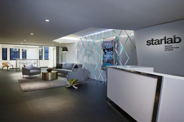 Starwood unveils Starlab, the company's new brand innovation studio, bringing together a cross-section of the company's digital, design and luxury brand teams in the heart of Manhattan's Garment District.