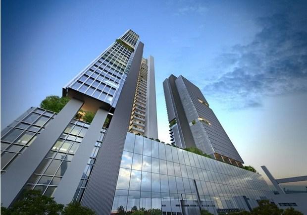 New luxury hotel landmark: In spring 2016 the Fairmont Istanbul will open its doors