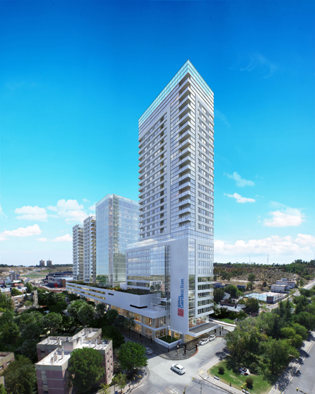 Scheduled to open in 2018, this new Hilton Garden Inn hotel in one of Argentina's primary agricultural and industrial centers furthers the company's plans to introduce its leading brands throughout the country
