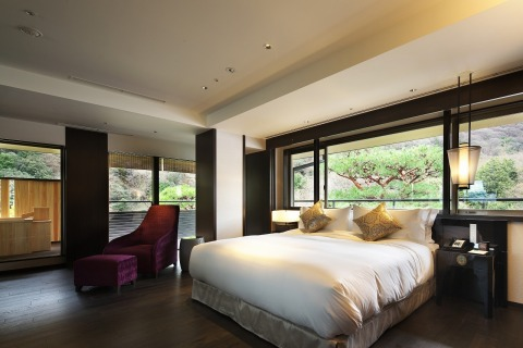 Presidential Suite at Suiran, a Luxury Collection Hotel, Kyoto