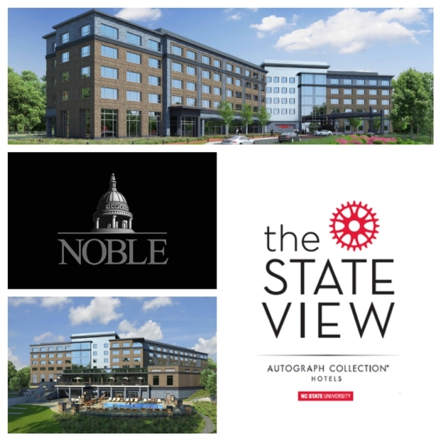 StateView Hotel at NC State