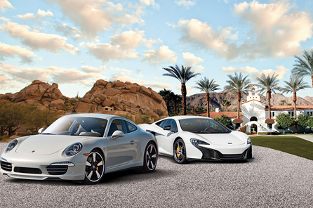 Waldorf Astoria Driving Experiences provide guests with a premier supercar driving experience that gives each guest the thrill of driving a Ferrari 458 Italia, McLaren MP4-12C, Porsche GT3, Lamborghini Huracan, and Lamborghini Gallardo