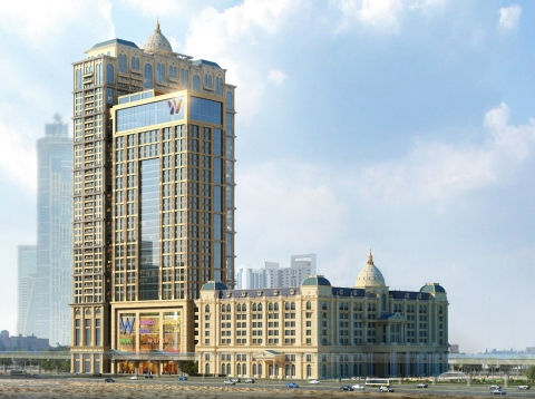 Al Habtoor City to introduce St.Regis and W Hotels brands to Dubai along with a new Westin