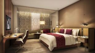 Four Seasons Hotel Dubai International Financial Centre - Room