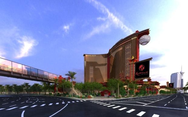 Digital Rendering of the $4 Billion Resorts World Las Vegas