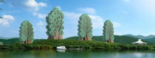 Sanya Beauty Crown Hotel on Hainan island, China