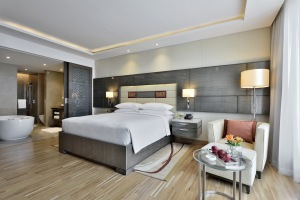 JW Marriott Mumbai Sahar - Guestroom