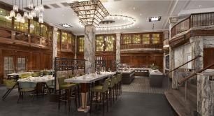 Hotel Reichshof Hamburg - Restaurant Slowman