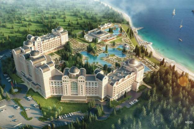 Riu club resort 'Helios Paradise' in Bulgaria will open this summer