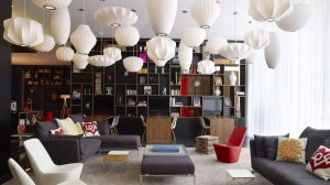 CitizenM Hotels - Lobby
