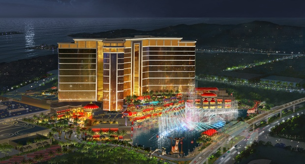 New luxury gambling resort Wynn Palace in Macao will open early next year