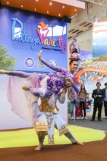 Thailand tourism in booming - Photo: ITB Berlin