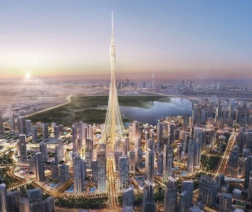 The Tower at Dubai Creek Harbour (Photo: Emaar)