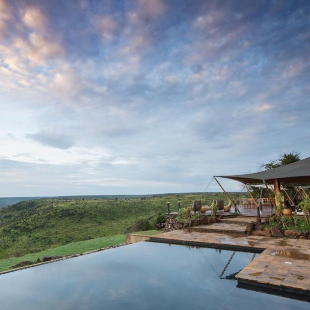 Loisaba Lodge in Kenya