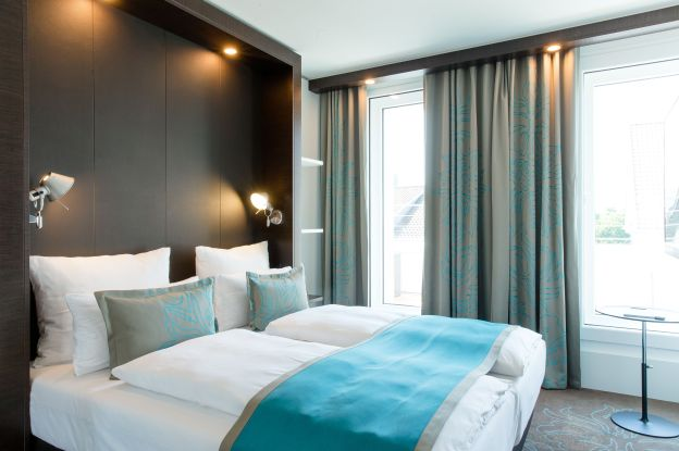 Motel One Stuttgart Bad Cannstatt - new room concept